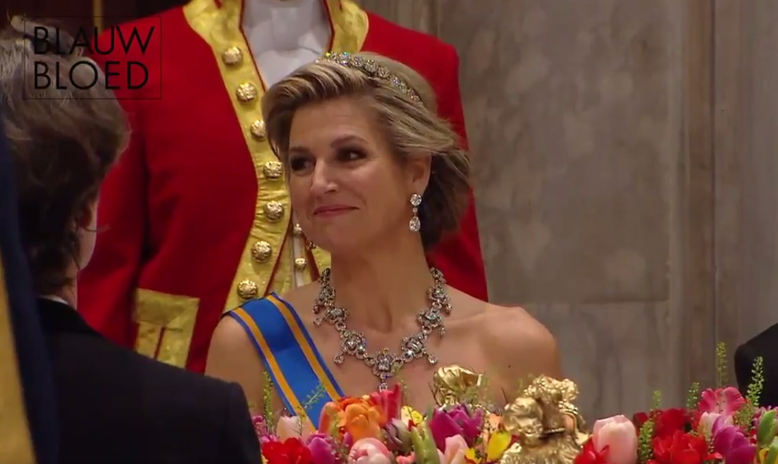 Queen Máxima Jewellery 30 4 2013 - - Page 52 - The Royal Forums